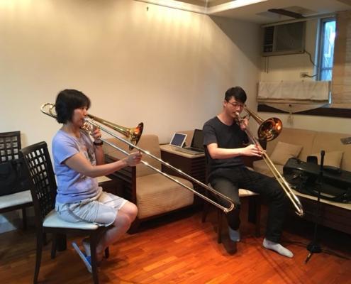 台北最專業的長號老師就在藝聲家