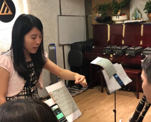 藝聲家音樂教室學豎笛