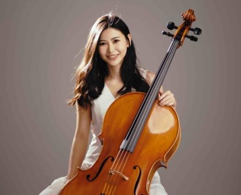台北音樂教室藝聲家大提琴家教老師黃老師