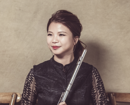 台北最專業的長笛老師就在藝聲家