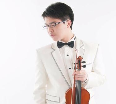 台北音樂教室藝聲家小提琴家教廖老師