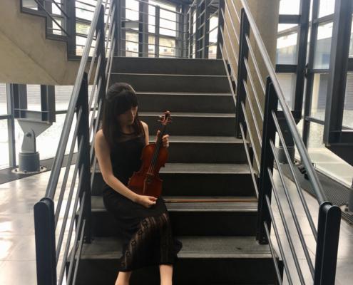 台北最專業的小提琴家教老師就在藝聲家