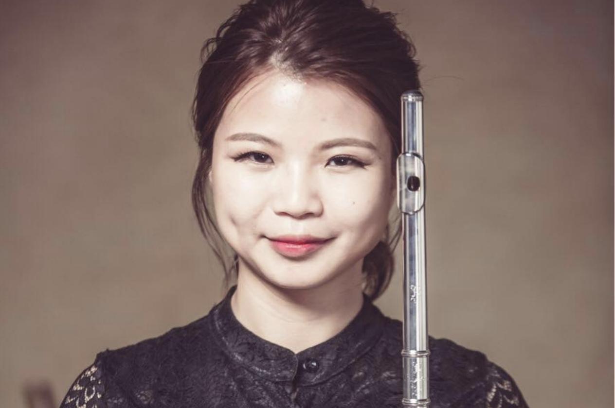台北最專業的長笛家教老師就在藝聲家