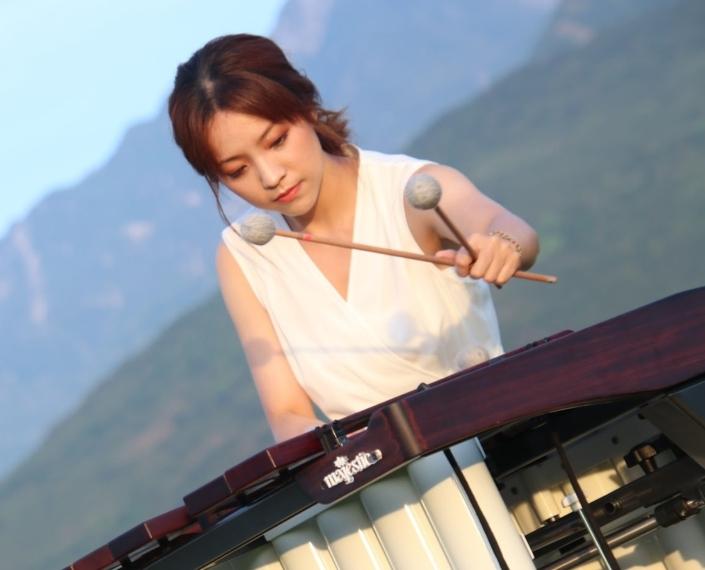台北音樂教室音樂之家藝聲家打擊老師陳老師