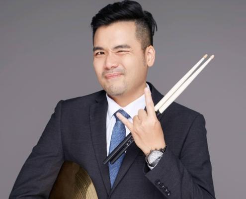 台北音樂教室藝聲家木箱鼓爵士鼓家教老師周老師